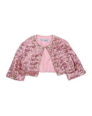 Пиджак DOLCE & GABBANA. Цвет: розовый
