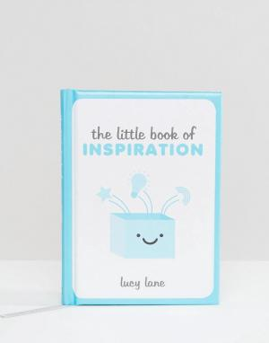 Books Книга Little Book of Inspiration. Цвет: мульти