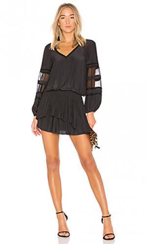 Платье aidan RAMY BROOK. Цвет: черный