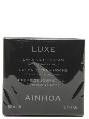 Питательный лифтинговый крем LUXE AINHOA. Цвет: черный