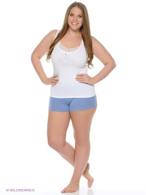 Пижама PELICAN. Цвет: белый