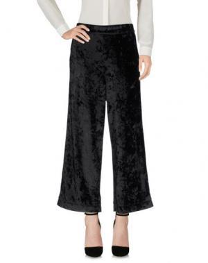 Повседневные брюки ..,MERCI. Цвет: черный