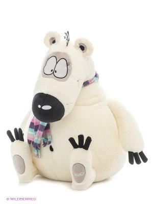 Мягкая игрушка Медведь Топа Fancy. Цвет: молочный