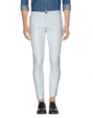 Повседневные брюки ALV ANDARE LONTANO VIAGGIANDO. Цвет: светло-зеленый