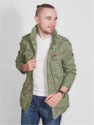 Куртка Frogman TACTICAL FROG. Цвет: оливковый