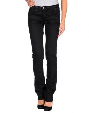 Повседневные брюки CARLO CHIONNA. Цвет: черный