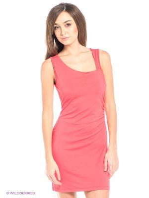 Платье Sport Vision. Цвет: коралловый