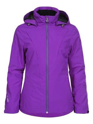 Куртка Rukka. Цвет: фиолетовый