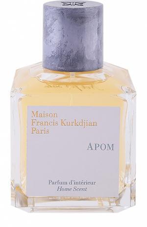 Аромат для дома Apom Maison Francis Kurkdjian. Цвет: бесцветный
