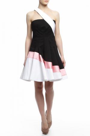 Платье Maria Grazia Severi. Цвет: розовый