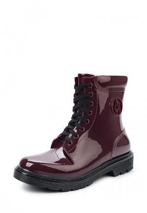 Резиновые ботинки Armani Jeans 925118 7a678