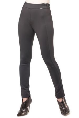 Прямые брюки с 2-мя карманами Helmidge. Цвет: серый