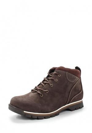 Ботинки Baerchi. Цвет: коричневый