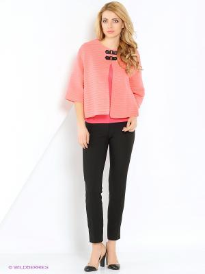 Жакет Milana Style. Цвет: бледно-розовый
