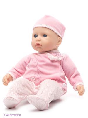 Кукла ZAPF. Цвет: бледно-розовый