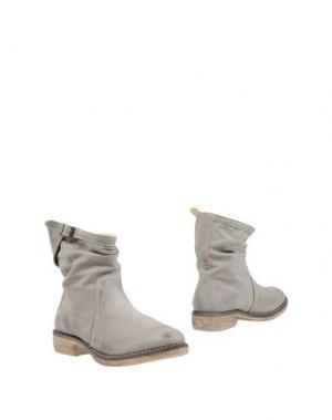 Полусапоги и высокие ботинки PENELOPE. Цвет: светло-серый