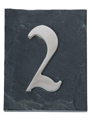 Табличка Esschert Design. Цвет: черный