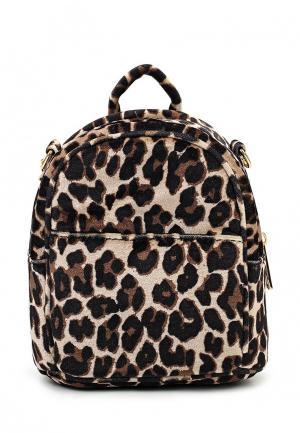 Рюкзак Dorothy Perkins. Цвет: коричневый