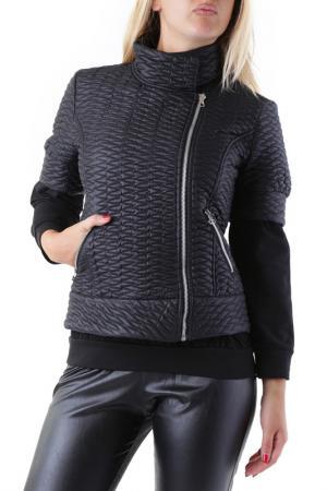 Куртка Sexy Woman. Цвет: черный