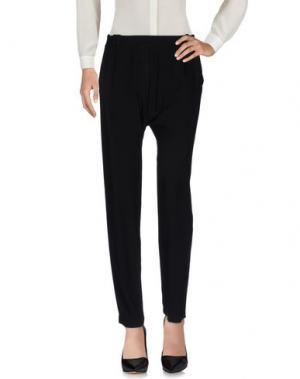 Повседневные брюки CROSSLEY. Цвет: черный