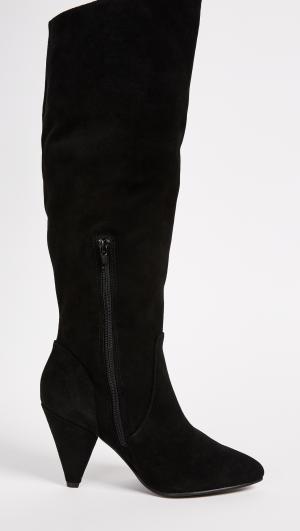 Vergil Slouch Boots Steven