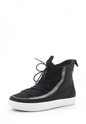 Ботинки Tecnica. Цвет: черный