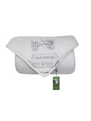 Одеяла, Bamboo, 200х220см KAZANOV.A.. Цвет: молочный