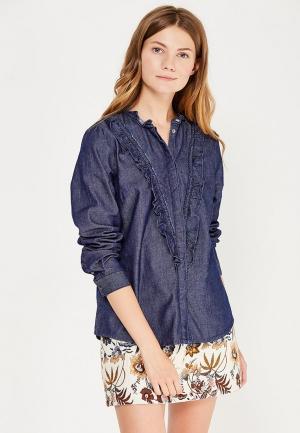 Блуза Vero Moda. Цвет: синий