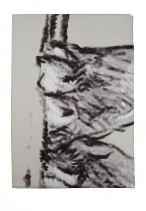 Комплект постельного белья 2-спальный Mona Liza. Цвет: черно-белый