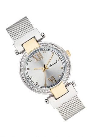Наручные часы ANTONELI. Цвет: серебряный