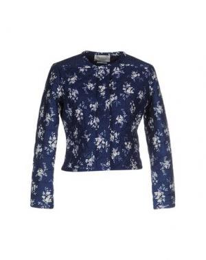 Куртка FAIRLY. Цвет: темно-синий