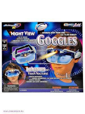 Очки ночного видения Eastcolight. Цвет: синий, серый
