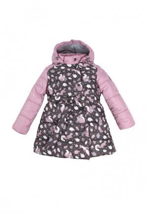 Куртка утепленная Zukka. Цвет: разноцветный