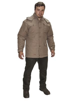 Куртка Master TACTICAL FROG. Цвет: бежевый