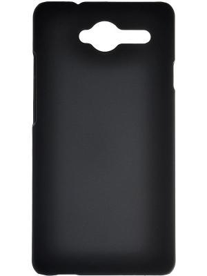 Клип-кейс для  ZTE Blade L3 skinBOX. Цвет: черный