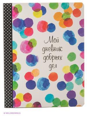 Мой дневник добрых дел Эксмо. Цвет: белый