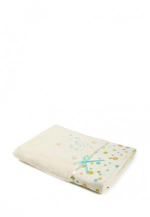 Полотенце La Pastel. Цвет: бежевый