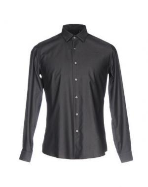 Pубашка MASSIMO REBECCHI. Цвет: стальной серый