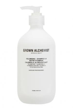 Шампунь для объема волос 0.4 Volumising 500ml Grown Alchemist. Цвет: multicolor