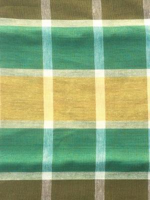 Полотенце лен/хлопок, набор 2 шт. 50*70см Letto. Цвет: зеленый, желтый, коричневый