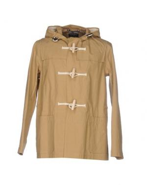 Куртка GLOVERALL. Цвет: песочный