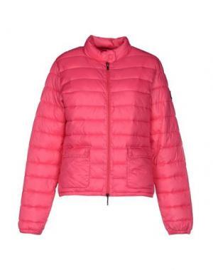 Куртка JCOLOR. Цвет: коралловый