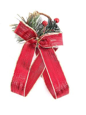 Декоративное настенное украшение Рождественское чудо Русские подарки. Цвет: красный, зеленый