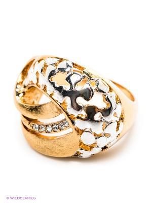 Кольцо Art Silver. Цвет: золотистый