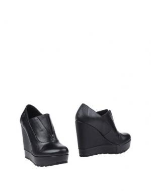 Ботинки APEPAZZA. Цвет: черный
