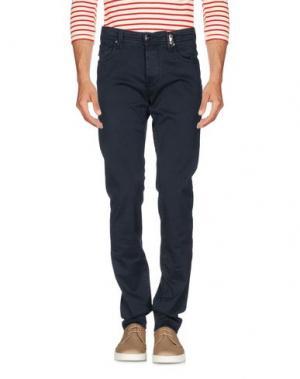 Джинсовые брюки TRAMAROSSA. Цвет: темно-синий