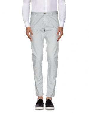Повседневные брюки BASICON. Цвет: светло-серый