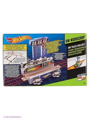 Игровые наборы для ускорения Hot Wheels. Цвет: оранжевый, синий