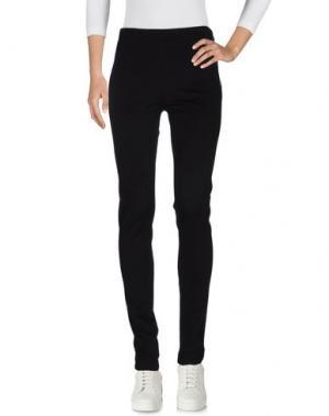 Повседневные брюки PAOLO ERRICO. Цвет: черный