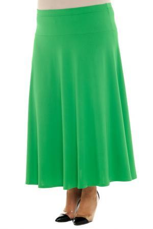 Юбка Svesta. Цвет: зеленый